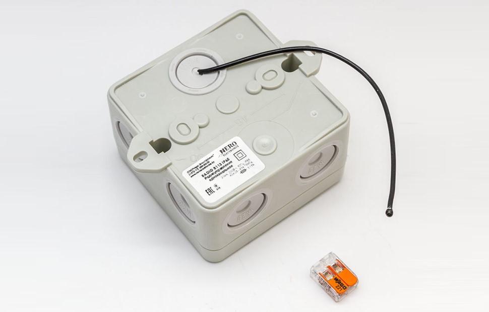Радиоуправление одноканальное Nero Radio 8113 IP 65
