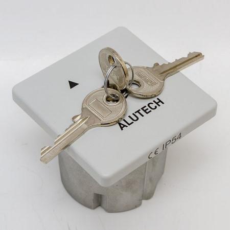Замковый выключатель SUPF (встроенный монтаж)